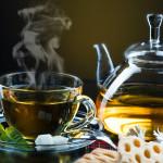 Zelený čaj pro výkonnost ihubnutí