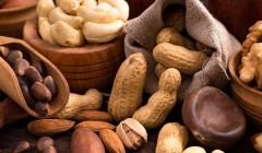 11 druhů ořechů, aneb Super zdravé zobání