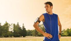 Při běhu se sluchátky ztlumte hlasitost