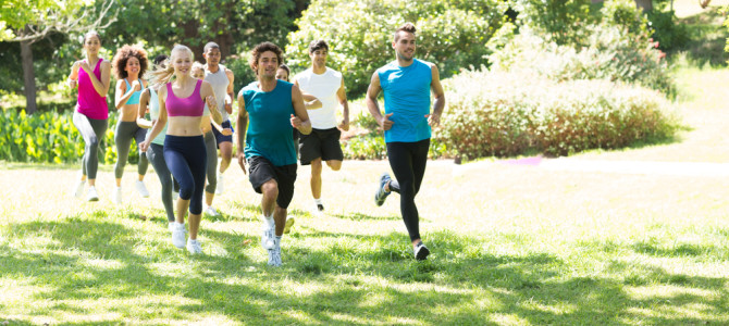 Tajemství regeneračního běhu