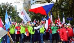 Maraton v New Yorku si zaběhlo i 25 Čechů