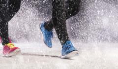V čem vyběhnout do zimního nečasu