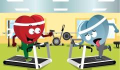 Máte srdce trénovaného sportovce?