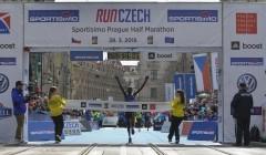 Sportisimo 1/2Maraton Praha opět rychlý: tři muži pod hodinu