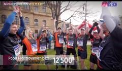 Připomeňte si pražský půlmaraton v povedeném videu RunCzech