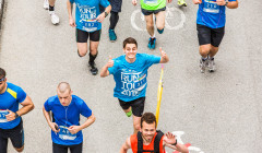 RunTour v Olomouci vyhráli Dymák a Kamínková