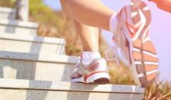 Běh do schodů pomůže s rozvojem síly