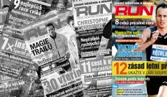 Červencový RUN: běžecké čtení na léto