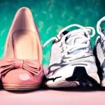 Vyberte sisprávné boty