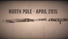 Maratonský triumf Petra Vabrouška na severním pólu