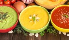 Správný čas na polévku: před tréninkem i po něm