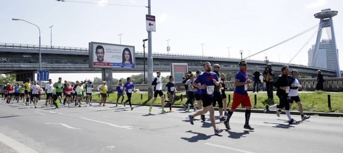 WINGS FOR LIFE: Vyzkoušejte závod, kde cíl dohání běžce