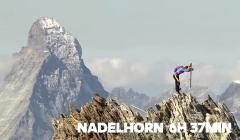 Absolutní extrém: běh přes pět alpských vrcholů
