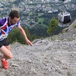 Jak seběhá vertikální kilometr