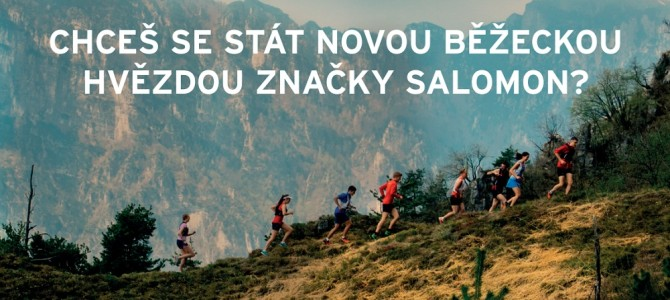 Velká šance pro mladé běžce: Salomon Running Academy