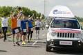 Wings for Life World Run: nejdál doběhl Ital, chytili ho na 88. km