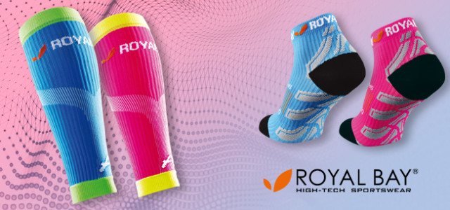 SOUTĚŽ: Vyběhněte létem v neonových kompreskách ROYAL BAY!