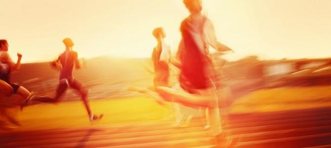 5 důvodů, proč jít do stupňovaných běhů