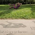 Zpestřete siběh cvičením vpražských ulicích
