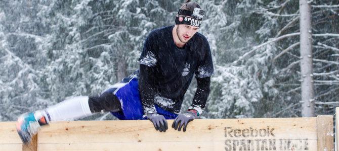 Extrém na sněhu. Nový ročník Spartan Race startuje na Dolní Moravě