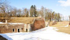 Gladiátoři míří do promrzlé pevnosti Josefov