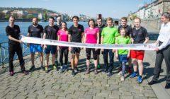 Olympijský běh: jeden den, desítky závodů, desetitisíce běžců