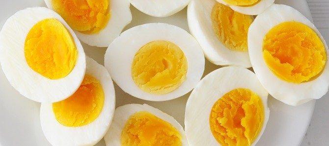 Kolik vajec může běžec sníst?