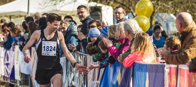 David Kučera: Běhání se nemá brát moc vážně