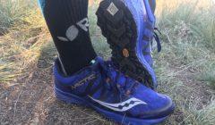 Saucony Peregrine ICE+ – bota, která se nebojí ledu